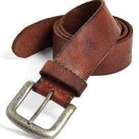 Johnston & Murphy Leather Belt,
