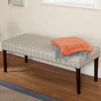 Simple Living Natalie Bench | Overstock.com Shopping - The Best Deals on Benches