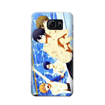 P2128 Free Iwatobi Swim Club 01 Phone Case For Samsung Galaxy Note 5