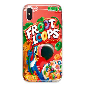 FRUIT LOOPS CUSTOM IPHONE CASE