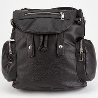 Shortie Backpack Black One Size For Women 24931710001