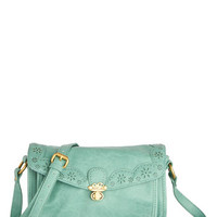 Nica Boho Make Persimmon of Yourself Bag in Mint
