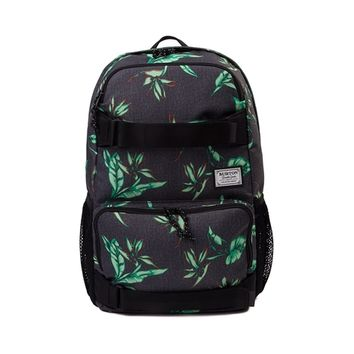 Burton Treble Yell Hawaiian Leaf Backpack