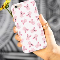 Piggie Pattern - Pig Case for iPhone 6 & 6s ($15.00)