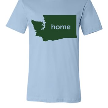 washington home - Unisex T-shirt