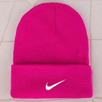 Nike Fashion Edgy Winter Beanies Knit Hat Cap-12