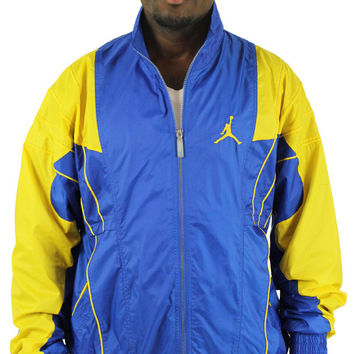 Air Jordan Nike Retro 5 V Laney Track Jacket Windbreaker
