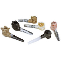 Onyx Hand Pipes Two-Toned