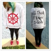 Sleeping With Sirens Helm Crewneck
