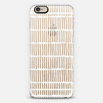 Strips iPhone 6 case by Allison Reich | Casetify