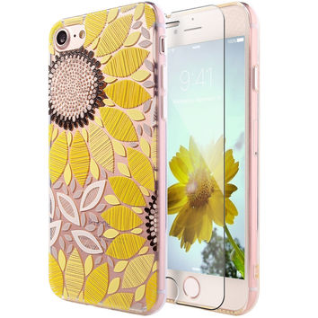 Sunflower iPhone 7 7Plus & iPhone 6s 6 Plus Case