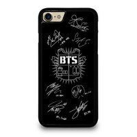 BANGTAN BOYS BTS SIGNATURE Case for iPhone iPod Samsung Galaxy