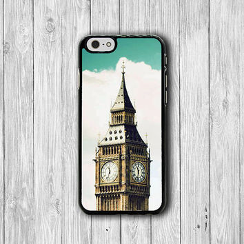 BigBen London Art Drawing iPhone Cases, Hipster iPhone 6 Cover, iPhone 6 Plus, iPhone 5 Hard Case, Soft Silicon, Plastic Accessory Boss Gift