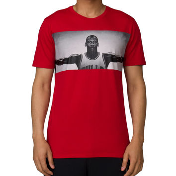 JORDAN Wings Tee - Red | Jimmy Jazz - 862431-687