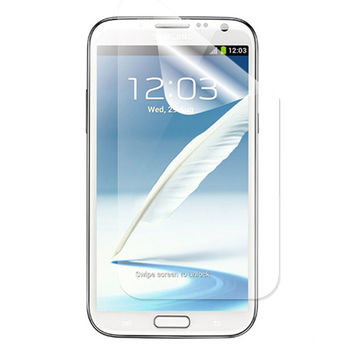 Screen Protector Clear Crystal for Samsung Galaxy Note 2