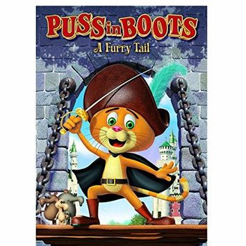 Darrell Van Citters - Puss In Boots: A Furry Tail