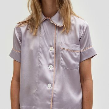 Araks / Shelby Pajama Top in Purple