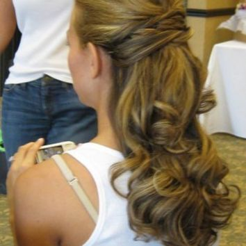 Wedding, Hair - Project Wedding