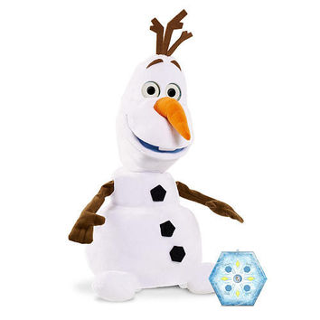 "Disney Frozen ""Ultimate Olaf"" Animated Plush"