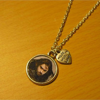 The Hobbit  Fili and Kili DoubleSided Necklace by heiddles on Etsy
