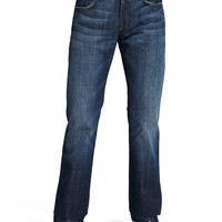 Brett Boot-Cut New York Dark Jeans, Size: 31, INDIGO - 7 For All Mankind