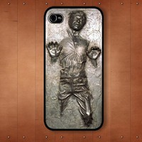 Han solo carbonite Star war case episode : Case For Iphone 4/4s ,5