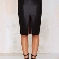 Misha Collection Agatha Pencil Skirt