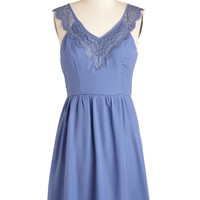 ModCloth Mid-length Sleeveless A-line You and Eyesome Dress