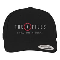 The X Files I Still Want To Believe  Brushed Cotton Twill Hat