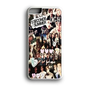 Awesome Black Friday Offer 5 SOS Band Luke Calum Hood iPhone Case | Samsung Case