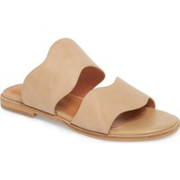 Alias Mae Thermos Scalloped Slide Sandal (Women) | Nordstrom