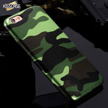 Green Camo Military Camouflage Phone Case For iPhone 7 7Plus 6 6s Plus 5 5s SE