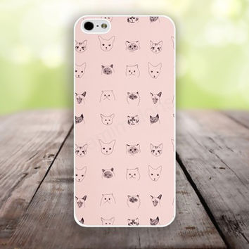 iphone 6 cover,cat pink cat iphone 6 plus,Feather IPhone 4,4s case,color IPhone 5s,vivid IPhone 5c,IPhone 5 case Waterproof 695