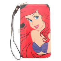 Disney The Little Mermaid Ariel iPhone 5 Hinge Wallet | Hot Topic