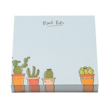 Arden Rose Cacti Sticky Notes