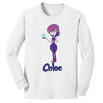 Disney 7D Hildy Gloom personalized long sleeve T shirts