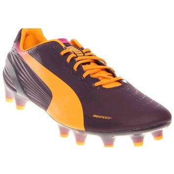 Puma EvoSpeed 1.2 FG Soccer/Football Cleats