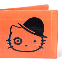 Hello Kitty A Clockwork Orange Droog Duct Tape by moistsnailpoop