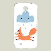Hurry up Galaxy case by tinaschulte on BoomBoomPrints