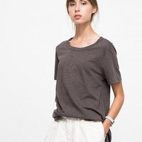 Which We Want / Cotton Slub Top
