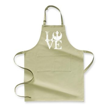 Love Of Rebellion, Star Wars Apron