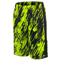 Boys' Nike Fly Rain Camo Graphic Training Shorts