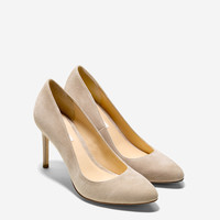 Bethany Pump (85mm)- Almond Toe