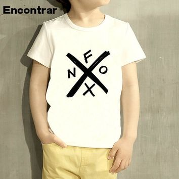SHIRT NOFX Punk Rock Band Kid's Baby Boys/Girls T Shirt Kids Childrens T-Shirt (3T-9T)