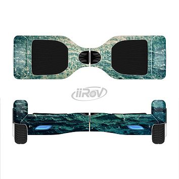 The Rough Water Full-Body Skin Set for the Smart Drifting SuperCharged iiRov HoverBoard
