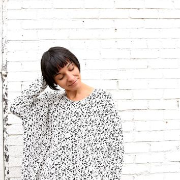 Penelope Blouse - Ripple by Tulip Clothing