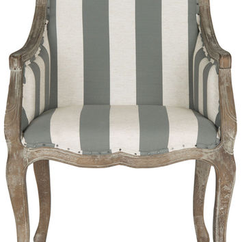 MCR4575B Accent Chair - Bergere-Styled Armchair
