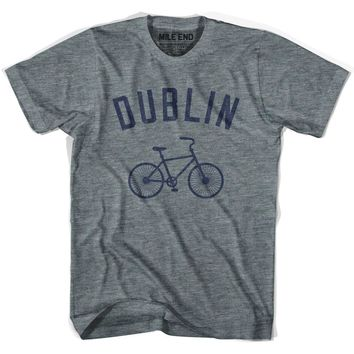 Dublin Vintage Bike T-shirt