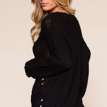 Riley Sweater - Black