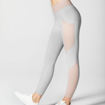 Michi Aura Pocket Legging - Rose Quartz